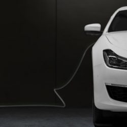 Electric cars for future green environmentally