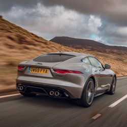 Why Jaguar F-Type P575 2020 is suitable for sports